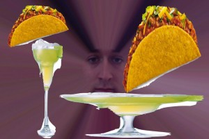 I made this during a study session on Cinco de Mayo during which I really wanted Mexican food. I am good at photoshop.