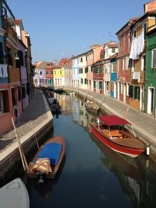 Venice, Italy-Evan Friedler-Pastels of the Venetian Lagoon