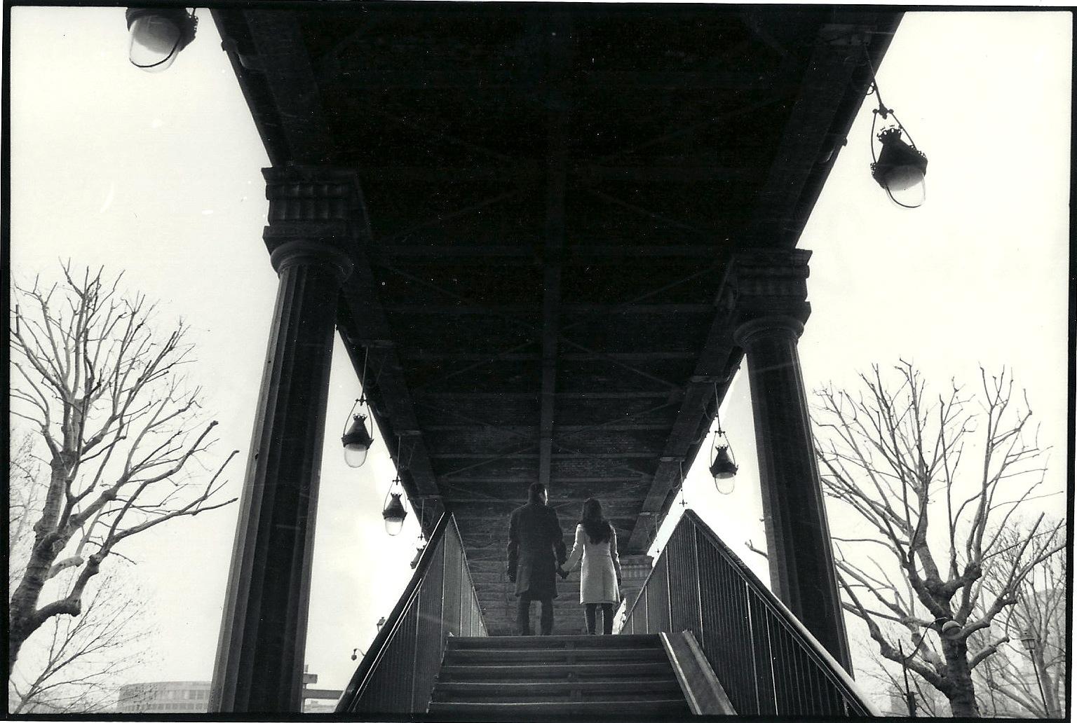 France- Michael Brennan- Light Bridge