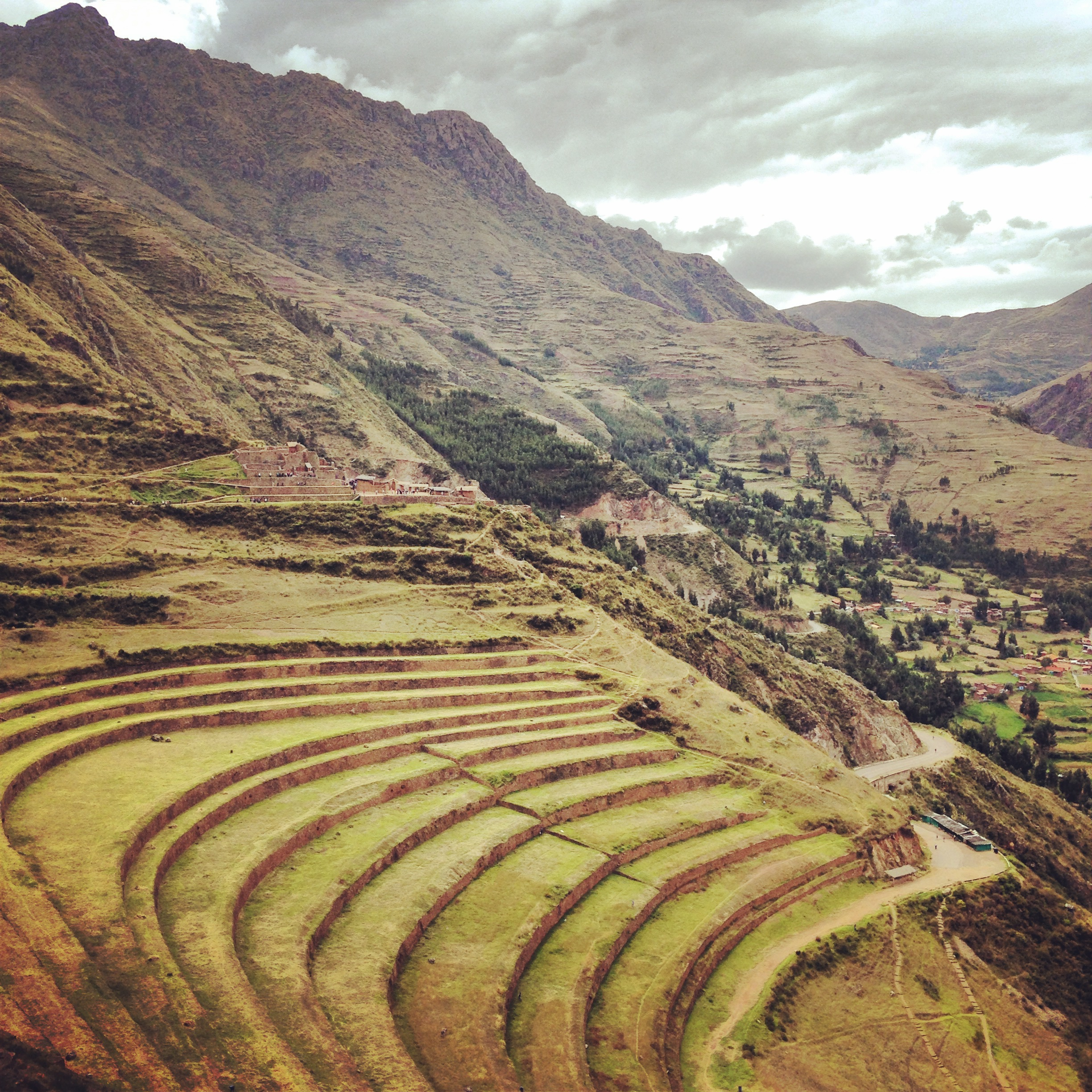 The Sacred Valley - a day trip away