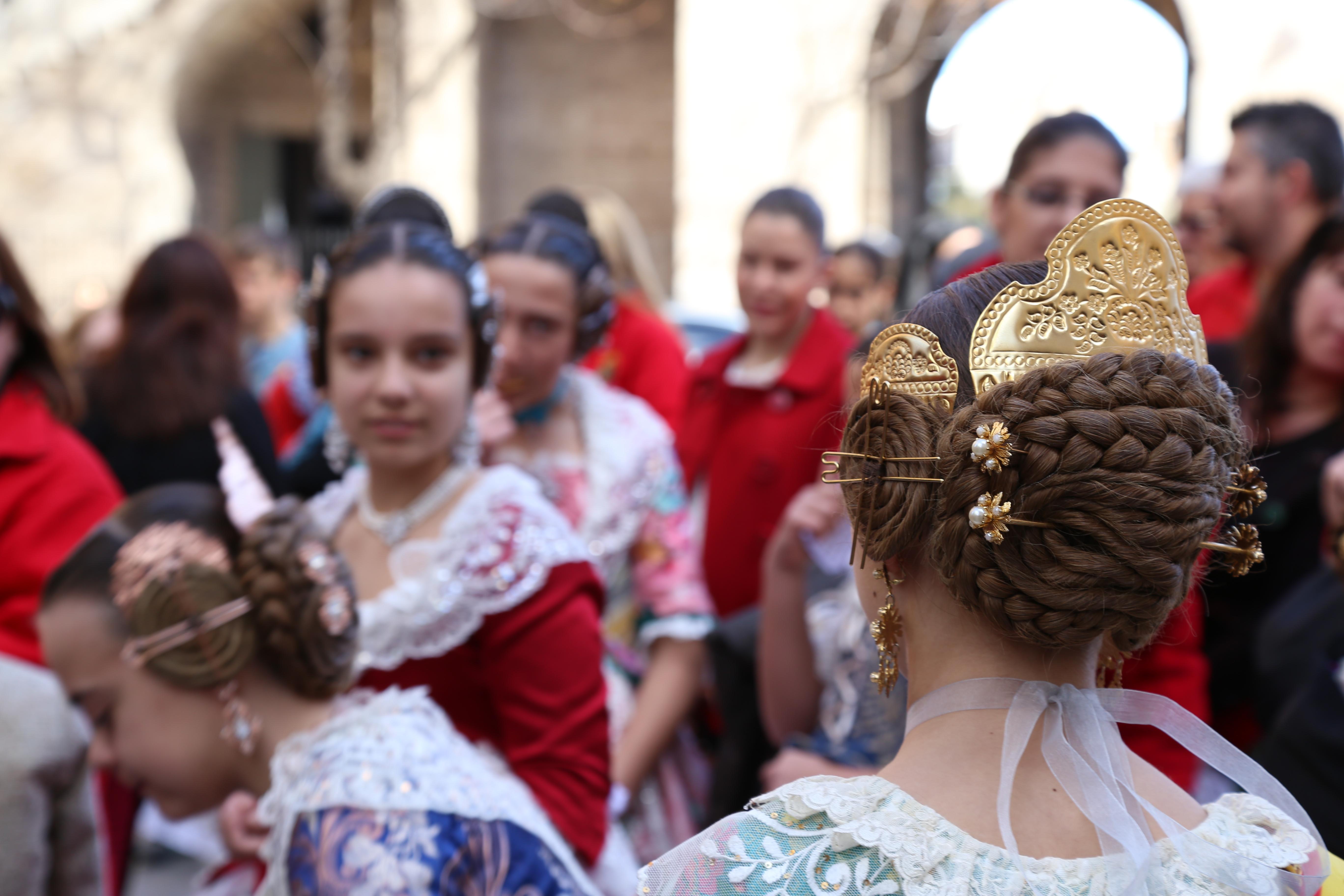 """Winner of Best in Show! """"Feria en la calle"""" was taken by Dan Plumber while studying on the Skidmore in Spain program."""