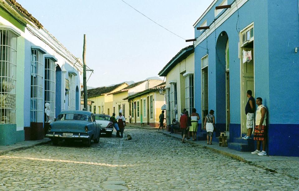 Cuba_Trinidad_Dorothea Trufelman_Cuban Sunset