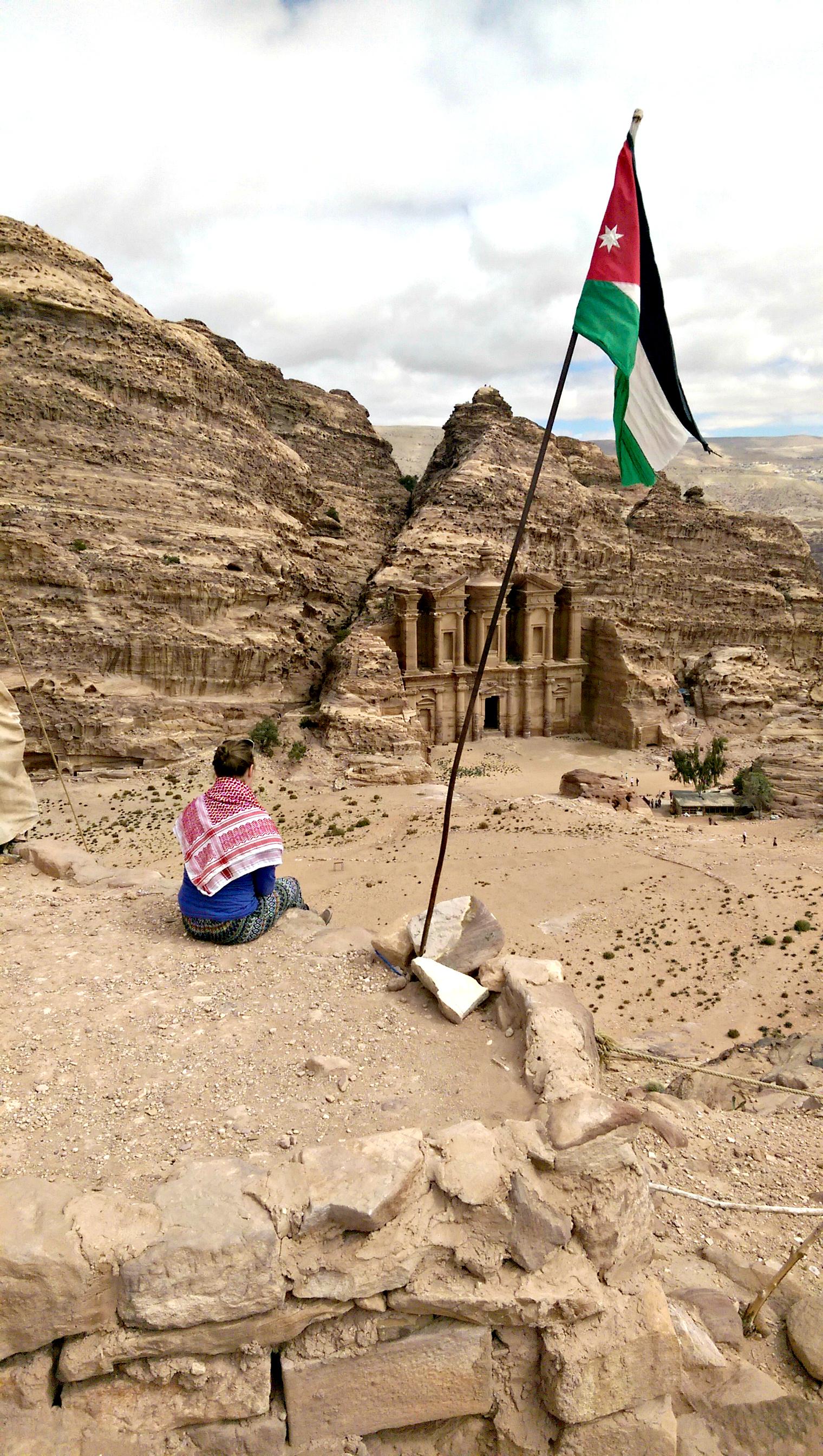 Jordan_Petra_Corinna Goodman_Absorbing Jordan's History at World Wonder Petra