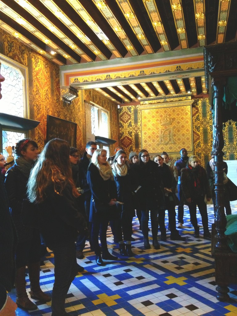 learning about the Medici family