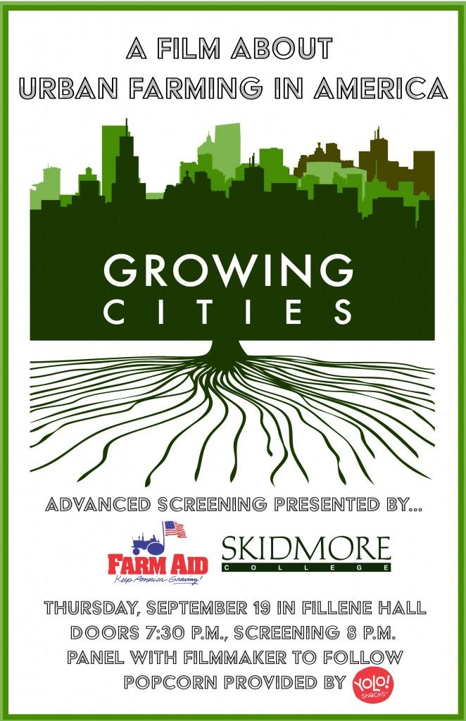 GrowingCities