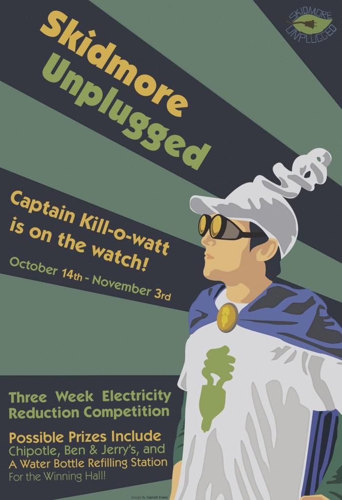 Captain kill-o-watt