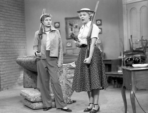 Lucille Ball and sidekick Vivian VanceVivian Vance Lucille Ball